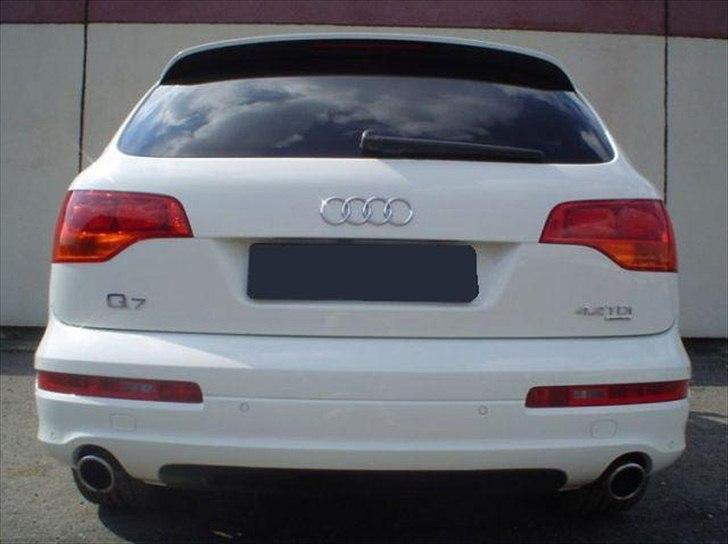 Audi Q7 4.2 TDI - S-Line billede 4