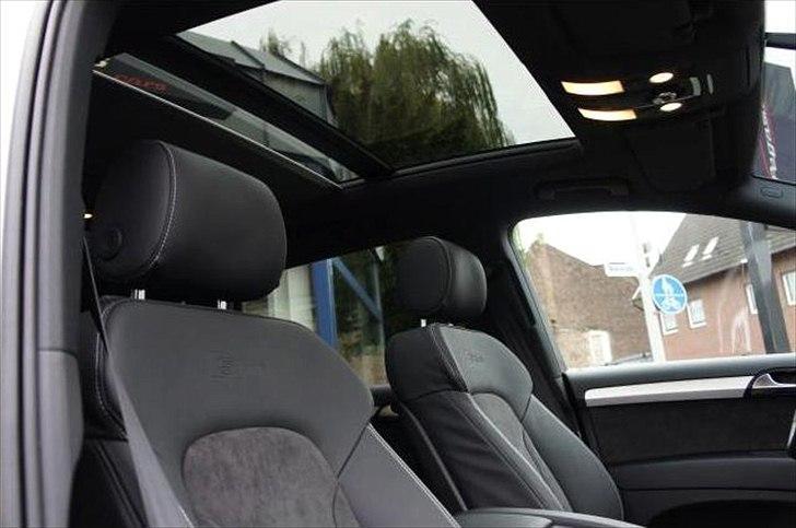 Audi Q7 4.2 TDI - S-Line billede 8
