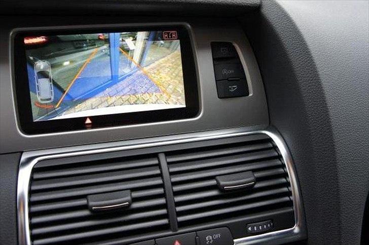 Audi Q7 4.2 TDI - S-Line billede 11