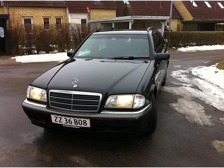Mercedes benz c220 1998 ny pris i 1998 var 620000kr for Mercedes benz text
