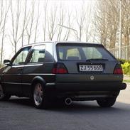 VW Golf Mk II GT special - Solgt
