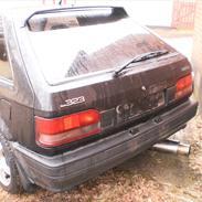 """Mazda 323 GTS TURBO """"Solgt"""""""
