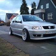 VW polo 6n2 gti solgt
