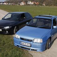 Opel Kadett Generationsraceren