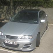 "Toyota AVENSIS 2,0-""solgt"""