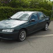 Peugeot 406 - solgt