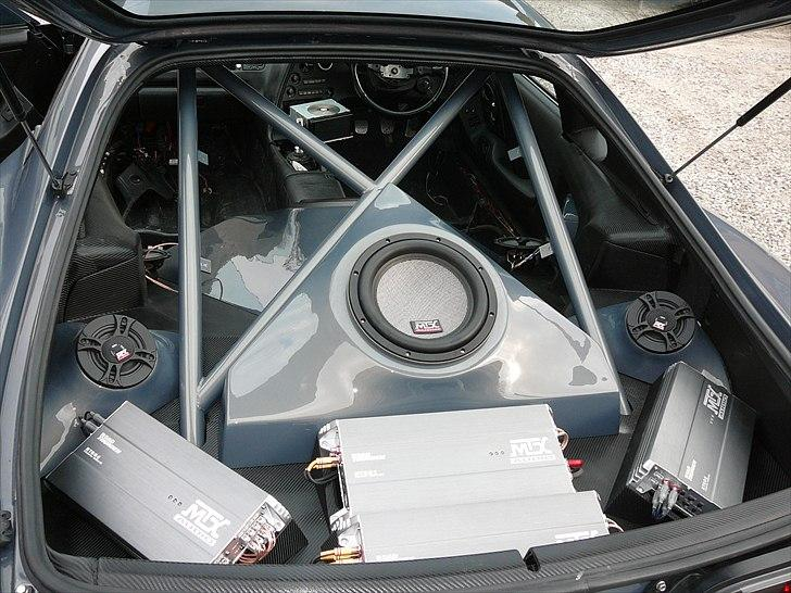 Toyota Supra mkiv 1225Hk billede 4