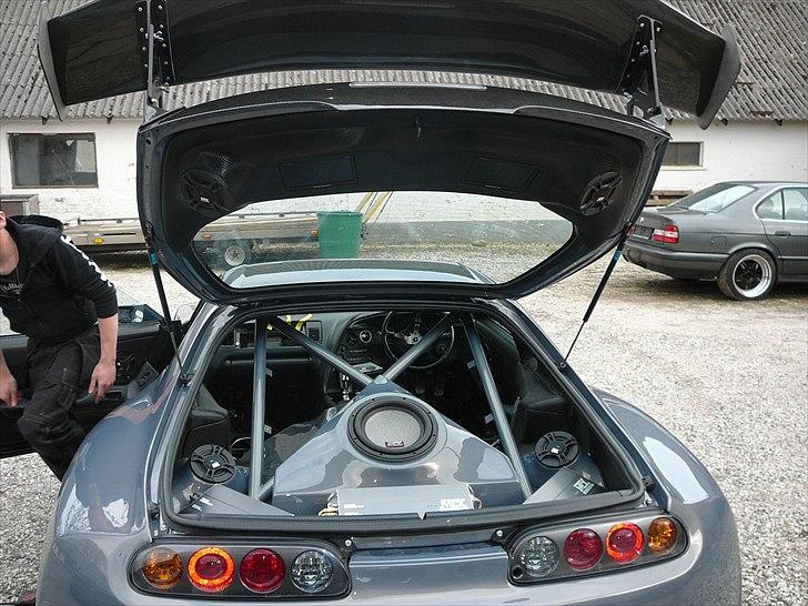 Toyota Supra mkiv 1225Hk billede 5