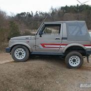 Suzuki Samurai Cabriolet (SOLGT)
