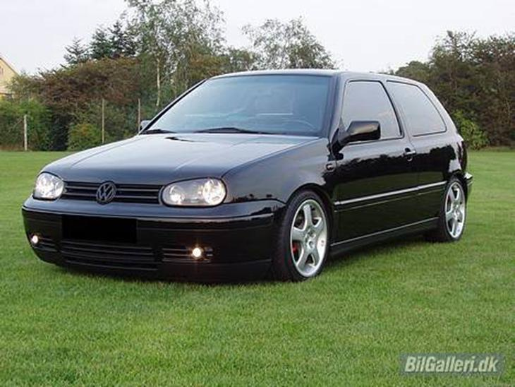 vw golf 3 gti tdi solgt. Black Bedroom Furniture Sets. Home Design Ideas