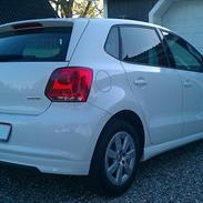 VW Polo 6r Tdi Bluemotion