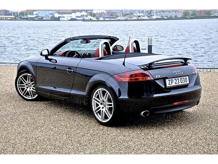 audi tt 3 2 v6 roadster s tr 2007 det er en tt 3 2 v6. Black Bedroom Furniture Sets. Home Design Ideas
