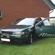 Nissan Almera TOTALSKADET