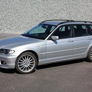 BMW E46 320d Touring [Tidl. bil]