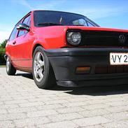 VW Polo hit (SOLGT)