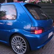 Peugeot 106 Rallye - Solgt