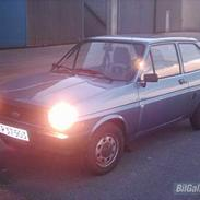 Ford fiesta. (smadret nu)