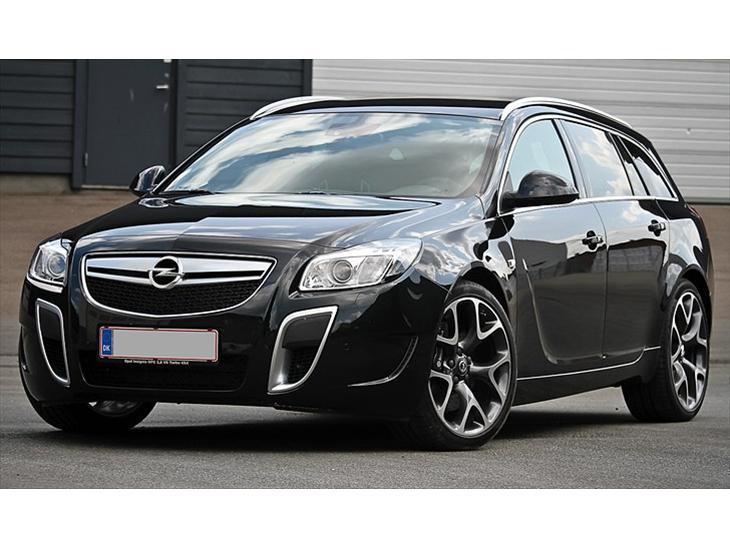 opel insignia opc 2011 bilen er solgt til fordel for. Black Bedroom Furniture Sets. Home Design Ideas