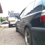 VW Golf 3 GTD byttet