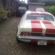 Amerikaner Mustang hardtop