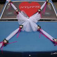 Opel Admiral 2.6i Bryllups kareten.