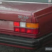 Volvo 760 TURBO solgt