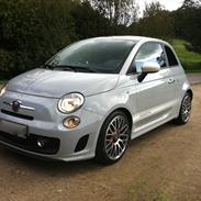 Abarth Fiat 500 Abarth #Solgt#