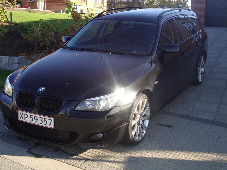 BMW 545i Touring e61 solgt, 2004 Tidl. BMW direktionsvogn, der...