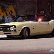Chevrolet Camaro SS **Solgt**
