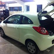 Ford Ka 1,2 Brændt :'(