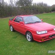 Nissan sunny Coupe...SOLGT
