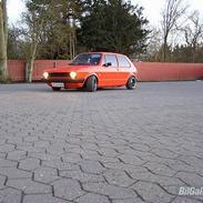 VW Golf 1 ''SOLGT'' :'(