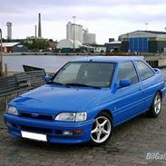 Ford Escort solgt