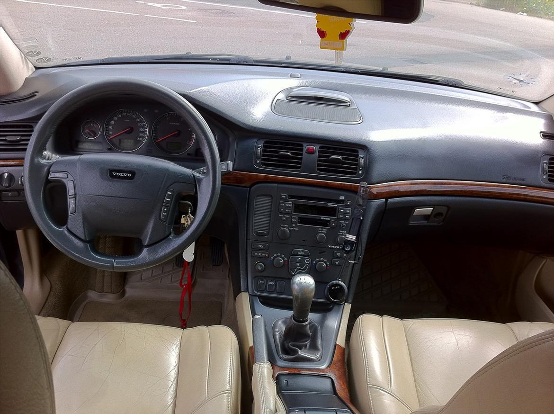 Volvo S80 2.4 D5 billede 8