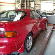 Toyota celica at 180