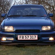 Opel Astra F GSI 2.0 16V