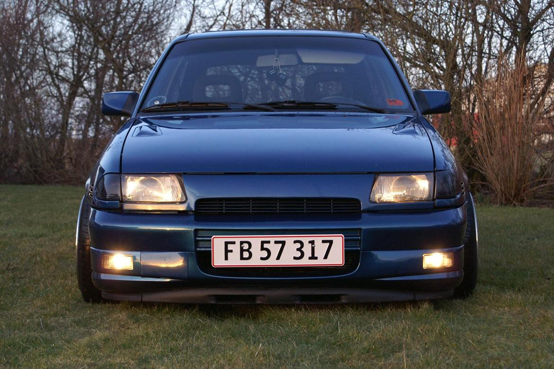 Opel Astra F GSI 2.0 16V  billede 1