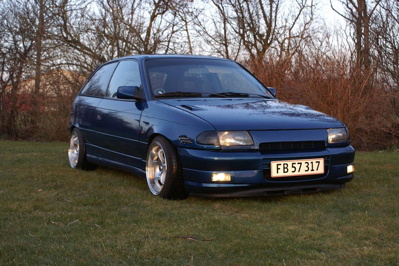 Opel Astra F GSI 2.0 16V  billede 2