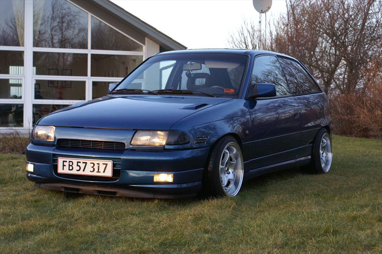 Opel Astra F GSI 2.0 16V  billede 3