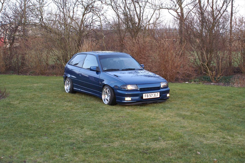 Opel Astra F GSI 2.0 16V  billede 5
