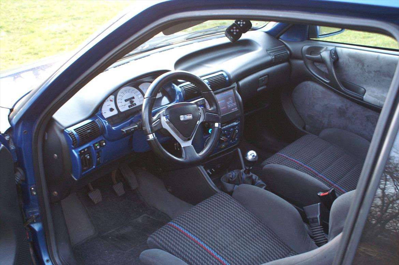 Opel Astra F GSI 2.0 16V  billede 10
