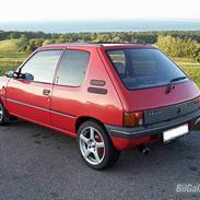 Peugeot 205 XT Solgt