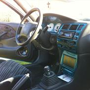 Toyota corolla e10 R.I.P min pige :(
