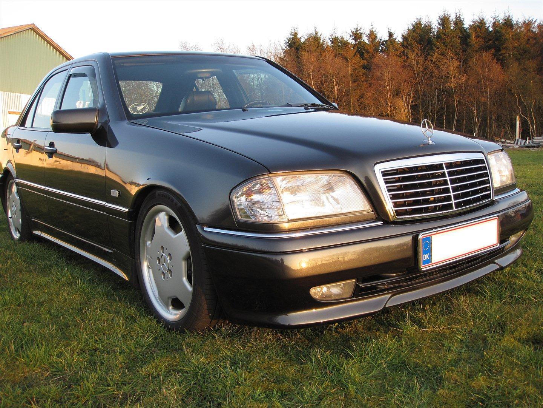 Mercedes benz c230 kompressor amg