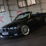 BMW E36 325i Cabriolet SOLGT
