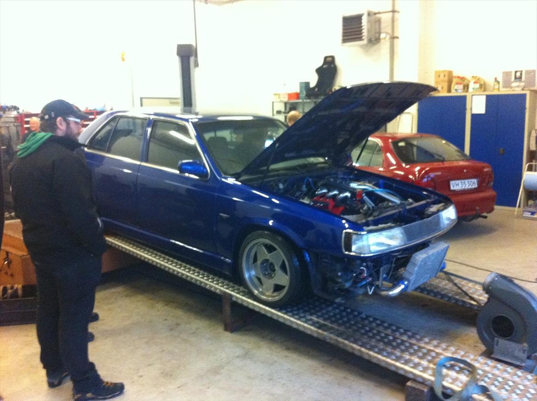 Mazda 929 billede 6