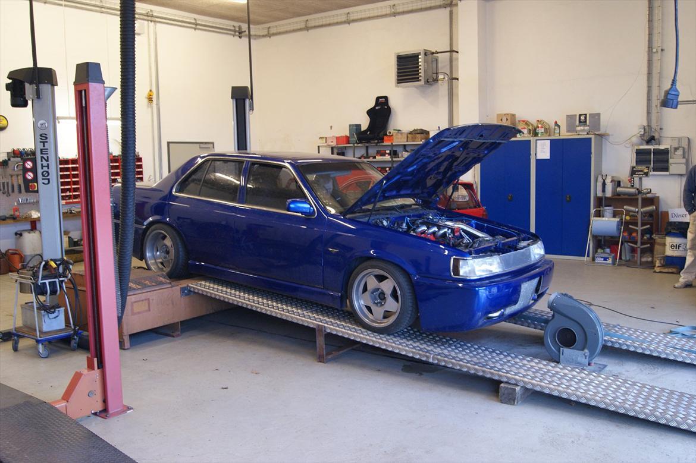 Mazda 929 billede 10