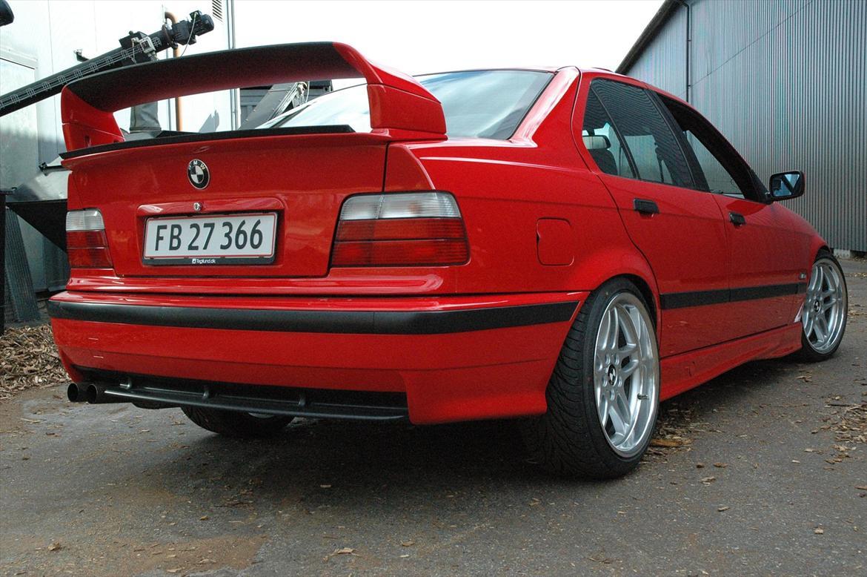 BMW E36 318is Class II M/// Motorsport - Billeder af biler ...