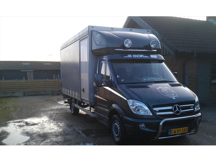 Mercedes benz sprinter 319 cdi bj rnen transport 2012 for Mercedes benz cool springs