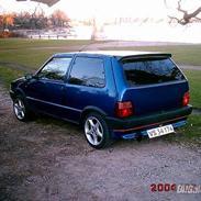 Fiat uno 1,4 ie  turbo solgt